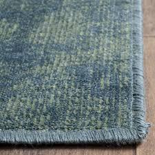 safavieh vintage turquoise viscose rug 8 x 11 2 designs
