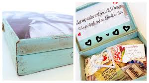 Memory Box Decorating Ideas How to Make a Photo Memory Box from a Cigar Box YouTube 39