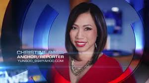 Christine Park News Anchor Resume Reel Youtube