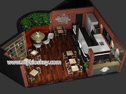 Here are some pointers for your coffeehouse design. European Style Bubble Tea Coffee Shop Design With Beverages Counter