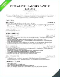 Warehouse Worker Resume Delectable Warehouse Worker Resume Examples Thevillasco
