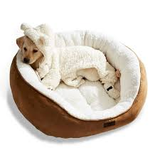 Heated Double Pet Bed