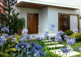 modern guest house. Modern House Landscape Design Guest Front Of .
