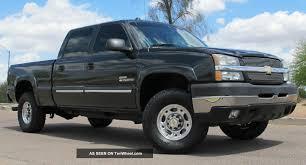All Chevy chevy 2500 duramax diesel : 2004 Chevy Duramax Diesel 2500hd Crew Short Bed 4x4 Az
