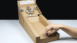 how to make skee ball at home mini gear