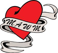 Heart And Ribbon Designs Mawm Heart Ribbon Tattoo Designs Clipart Full Size
