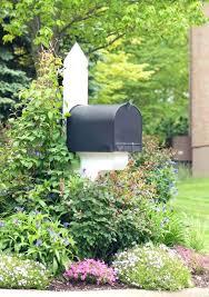 mailbox landscaping with culvert. Plain Culvert Mailbox Landscaping  And Mailbox Landscaping With Culvert