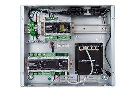 Crestron Lighting Control Panel Clp Hub Sw Poe 5 Network Expansion Panel With Ethernet To
