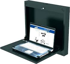 laptop wall mount baby desk to mounted stand swing arm ultra computer station