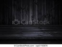 dark wood floor perspective. Dark Wood Table, Black Wooden Perspective Background For Present Product - Csp51160876 Floor