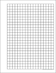 Printable Graph Paper 1cm Centimeter Grid You Can Download A Version