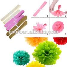 Tissue Paper Pom Poms Flower Balls Tissue Paper Pom Poms For Home Diy Paper Flower Ball For Wedding Buy Diy Paper Flower Ball Tissue Paper Pom Poms Paper Pom Poms Product On