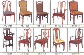 Types Antique Furniture