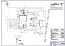 Диплом Повышение качества ремонта агрегатов автомобилей АТП  Генеральный план АТП 3