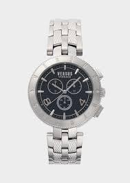 versus versace watches for men uk online store new logo silver chromo watch versus watches