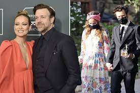 Olivia Wilde moves on from older ex ...
