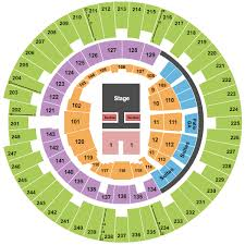 Kenny Chesney Seating Chart Interactive Seating Chart