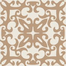decotile removable replaceable decorative decals for tile mirror or glass terranova 6 inch