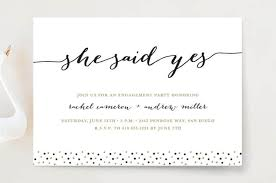 Engagement Invitation Format Stunning How To Word Engagement Party Invitations With Examples