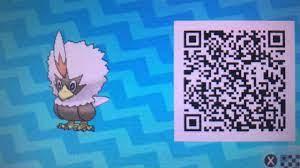 Pokemon Moon QR-Codes 100 Points (Page 1) - Line.17QQ.com