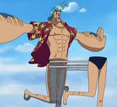 This would have played out really well in punk hazard.: OnePiece