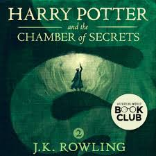 harry potter and the chamber of secrets audiobook by j k rowling