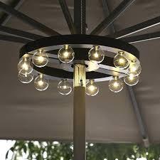 solar powered umbrella light solar powered umbrella light patio umbrella lights you can look foot patio