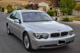 All BMW Models 745i bmw 2004 : BMW 7 series 760i 2004 | Auto images and Specification