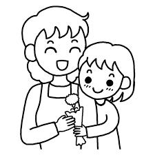 すぐに使えるフリーイラスト素材母の日 Naver まとめ