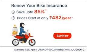 Avail services at ✓4000+ cashless garages ✓instant a two wheeler insurance policy protects your bike or scooter against any damages caused due to road accidents, natural disaster, and theft or loss. Two Wheeler Insurance Buy Renew Bike Insurance Policy Online