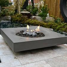 outdoor coffee table fire pit amusing gray large square low contemporary outdoor coffee table fire pit