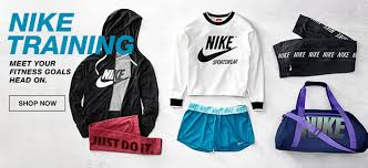 nike outfits. nike training, meet your fitness goals head on, shop now outfits