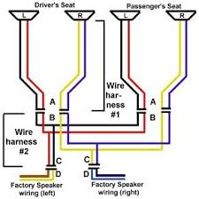 nissan seat wiring diagram 1996 nissan quest wiring diagram electrical system troubleshooting wire diagram on pontiac fiero headrest speakers wiring
