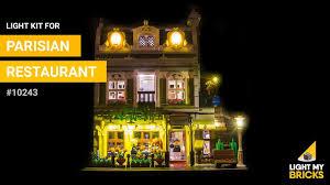 Parisian Restaurant Lighting Kit Parisian Restaurant