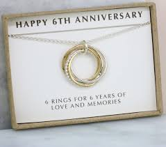6 year anniversary gift for her 6 year dating anniversary gift ideas for her 6 year