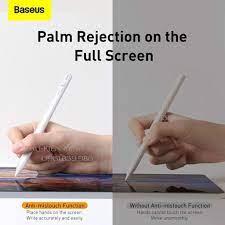 Bút cảm ứng Baseus Smooth Writing Capacitive Stylus dùng cho iPad Pro/  Smartphone/ Tablet Android - Phụ kiện Gaming