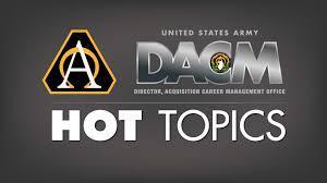 June 2019 Hot Topics Usaasc