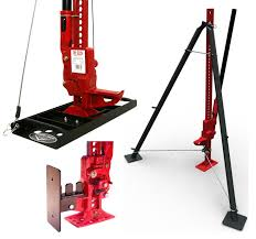 These Hi-<b>Lift</b> (Farm) <b>Jack Accessories</b> turn a handy <b>jack</b> into an ...