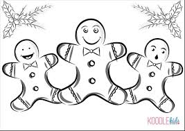 Gingerbread Girl Coloring Pages Gingerbread Girl Free Coloring
