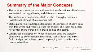 Tectonics and Landscapes - ppt download