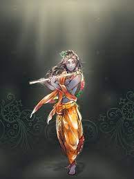 Krishna Art Wallpapers - Top Free ...
