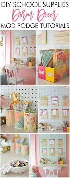 diy office supplies. adorable diy dorm school supplies decor w tutorials diy office