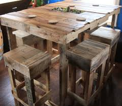 reclaimed wood pallet bench. Reclaimed Wood Pallet Bench E