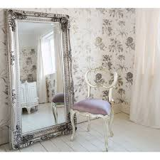 Silver Mirrors For Bedroom Full Length Mirrors French Bedroom Company