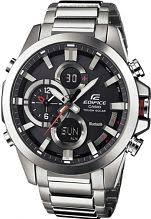 "casio watches edifice g shock more watch shop comâ""¢ mens casio edifice bluetooth hybrid smartwatch alarm chronograph watch ecb 500d 1aer"