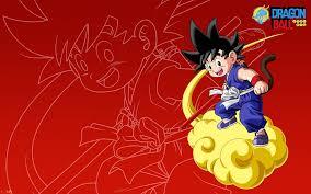 Kid Goku - Wallpapers 16:9