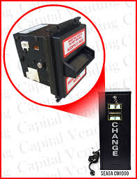 Seaga Combo Vending Machine Manual Adorable Dollar Bill Validator Upgrade For Seaga CM48 Bill Changer