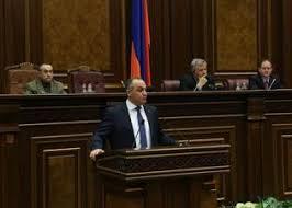 Контрольная функция парламента не предполагает вмешательства в  Наапетян Контрольная функция парламента не предполагает вмешательства в вопросы оперативного управления ВС