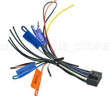 kenwood car audio and video wire harness ebay Kenwood Dnx572bh Wiring Harness kenwood kdc x794 kdcx794 genuine wire harness *pay today ships today* kenwood dnx572bh wiring diagram