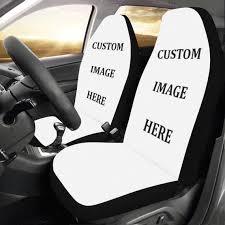 custom car seat covers with